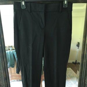Jcrew Black Dress pants